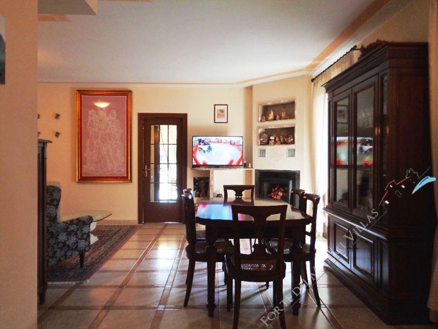 Villa Diletta : Sala da pranzo