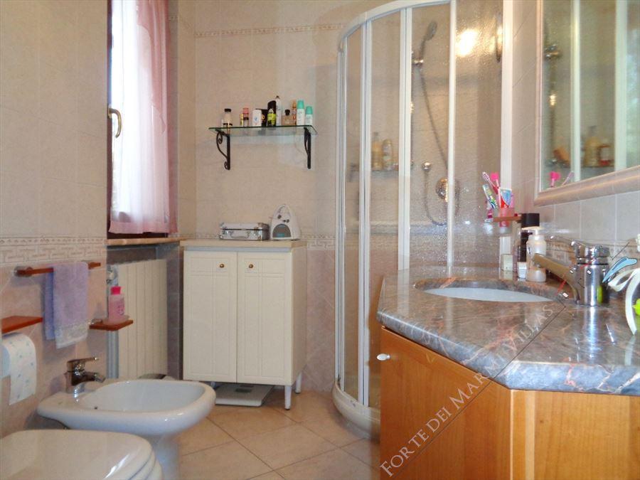 Villa Diletta : Bagno con doccia