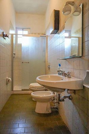 Villa Dipinto : Bagno con doccia