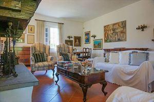 Villa Dipinto : Гостиная