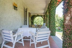 Villa Dipinto : Veranda