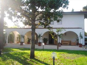 Villa Emiliana: Villa singola Forte dei Marmi