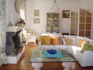Villa Emiliana : Гостиная