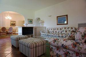 Villa Emma : Vista interna