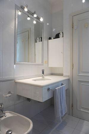 Villa Felicita : Ванная комната с душем