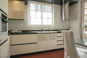 Villa Felicita : Кухня