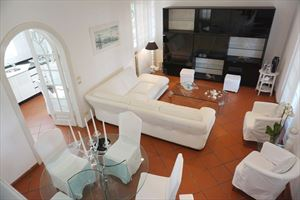 Villa Felicita : Гостиная