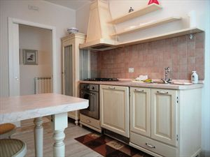 Villa Fiona : Kitchen