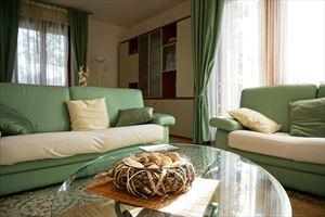 Villa Fior di Loto : Гостиная