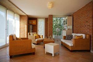Villa Fior di Loto : Veranda