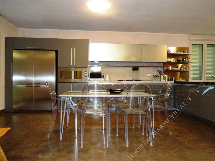 Villa Fiorentina  : Cucina