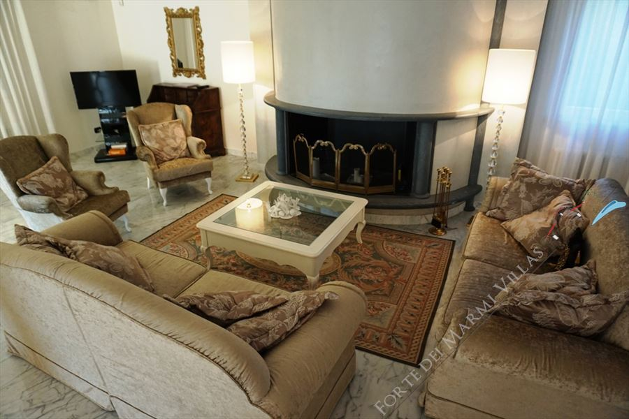 Villa Firenze : Lounge