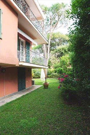 Villa Fiumetto : Вид снаружи