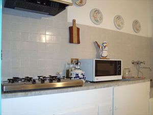 Villa Genova : Kitchen