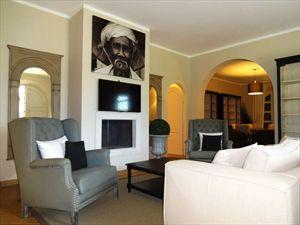 Villa Gilda  : Гостиная