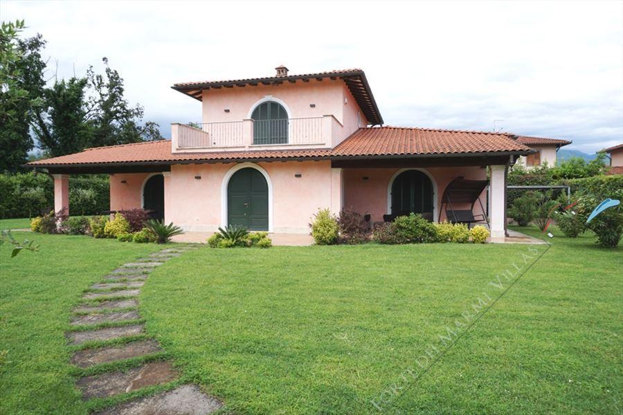 Villa Gilda  - Detached villa Forte dei Marmi