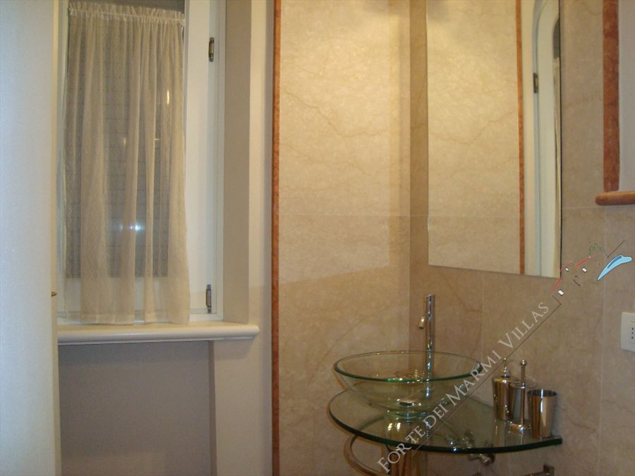 Villa Giorgia : Bathroom with shower