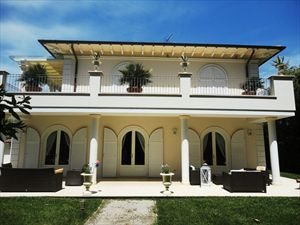 Villa Giorgia : Outside view
