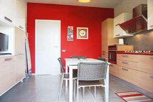 Appartamento Giulio : Cucina