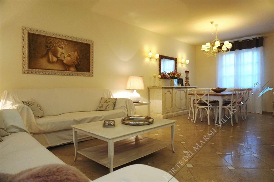 Villa Graziosa  : Lounge