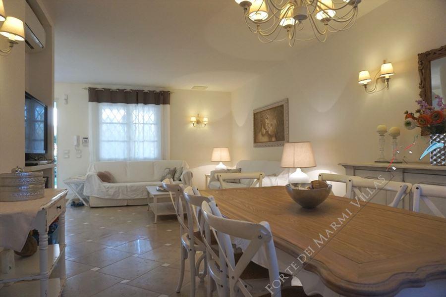 Villa Graziosa  : Salotto