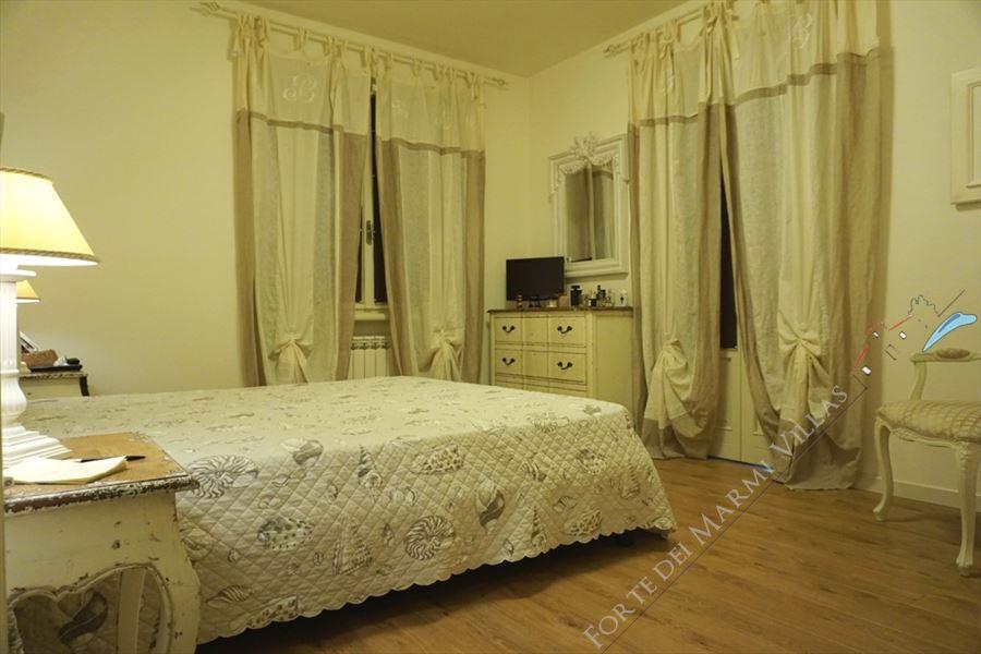 Villa Graziosa  : Camera matrimoniale