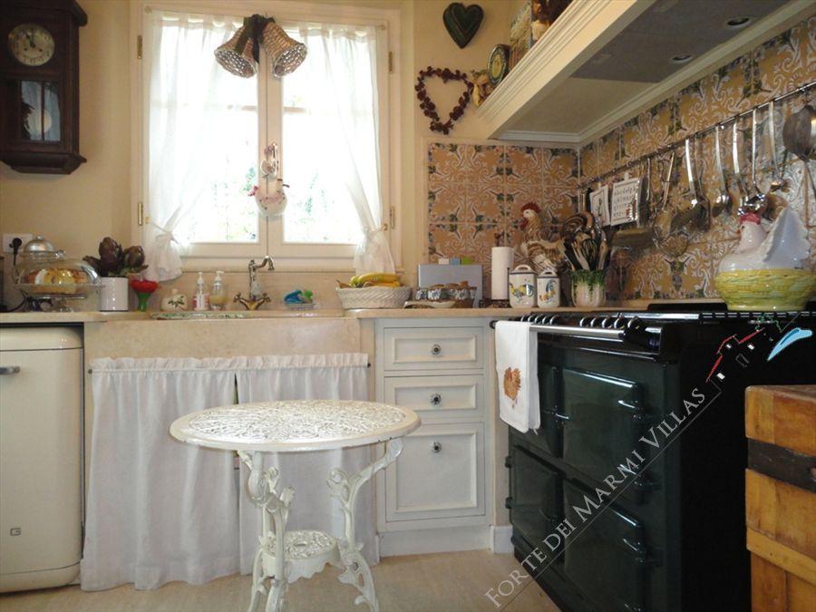 Villa Iris  : Cucina
