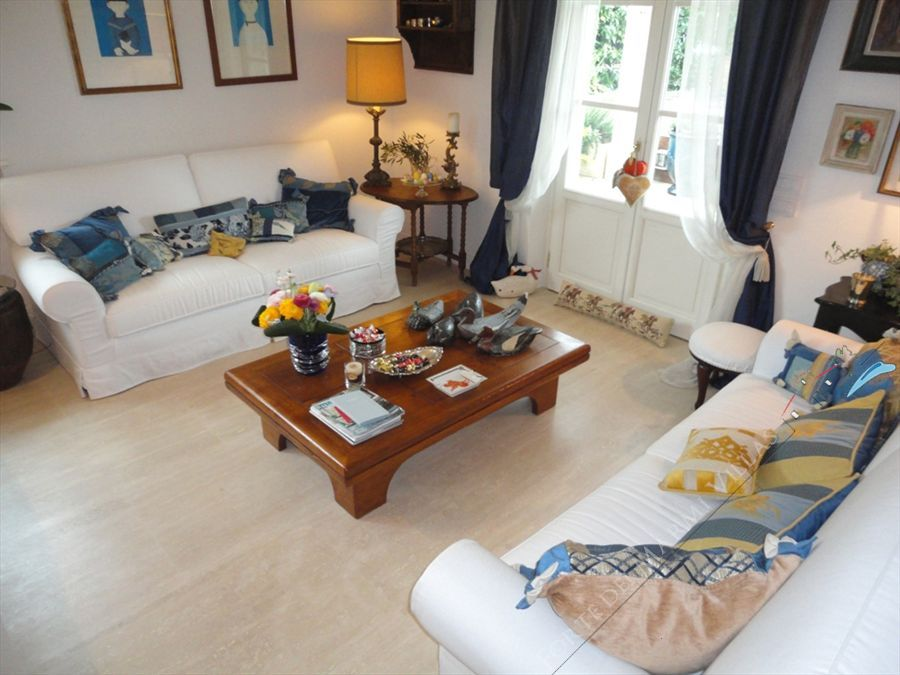 Villa Iris  : Salone