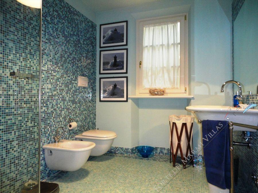 Villa Iris  : Bagno con doccia