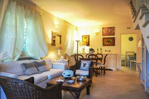 Villa Ariel : Salone