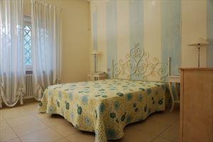Villa La Crema : спальня с двуспальной кроватью