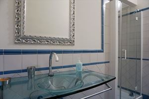 Villa La Crema : Ванная комната с душем