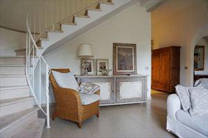 Villa La Crema : мраморная лестница