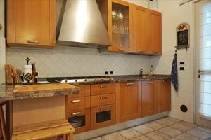 Villa Laura : Kitchen