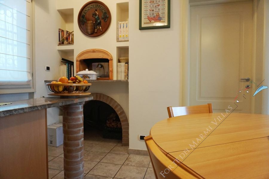 Villa Laura : Kitchen