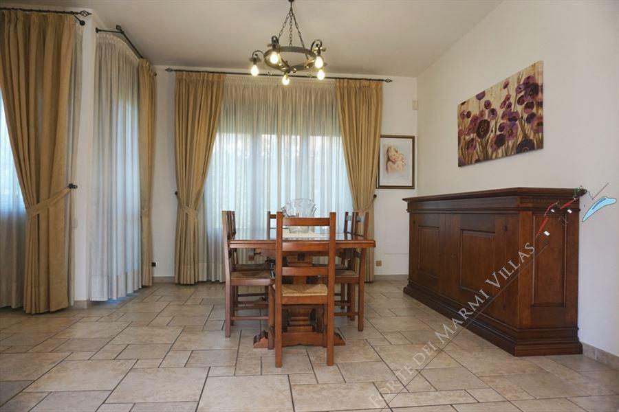 Villa Laura : Dining room