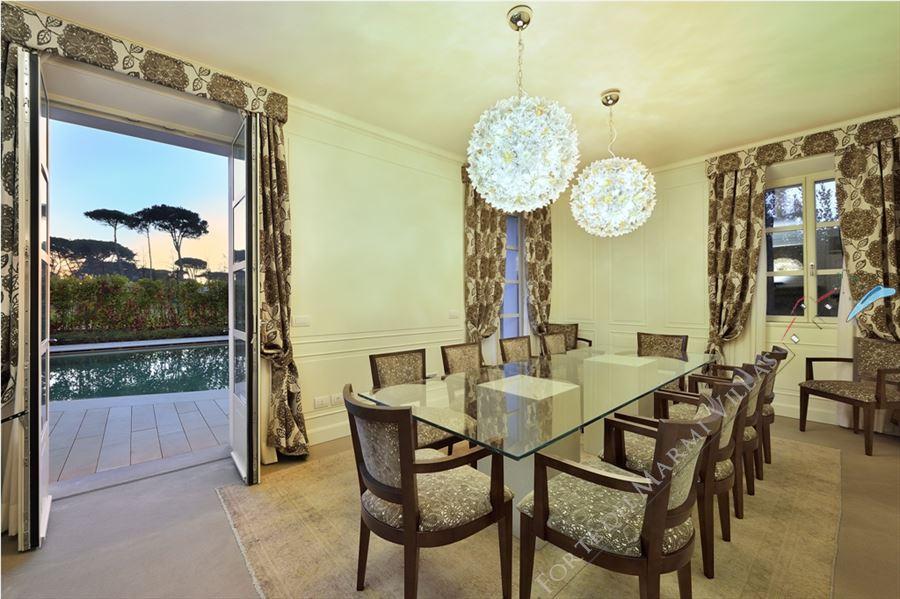 Villa Gioconda : Sala da pranzo