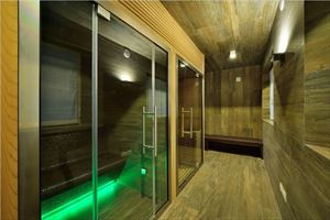 Villa Gioconda : Sauna