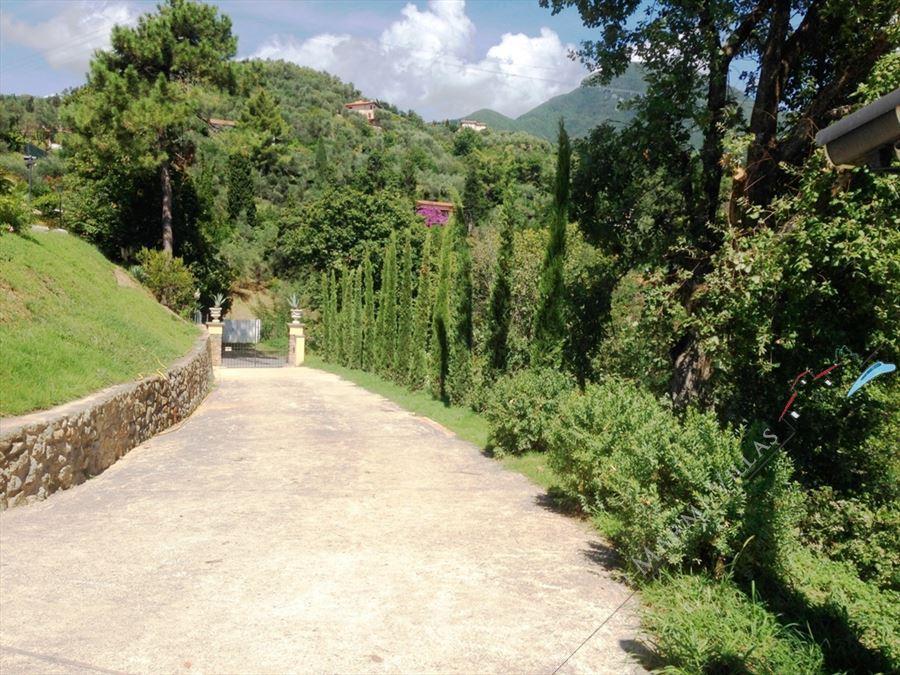 Villa Livia : Vista esterna