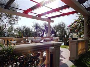 Villa Livia : Терраса