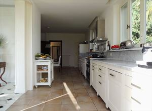 Villa Livia : Kitchen