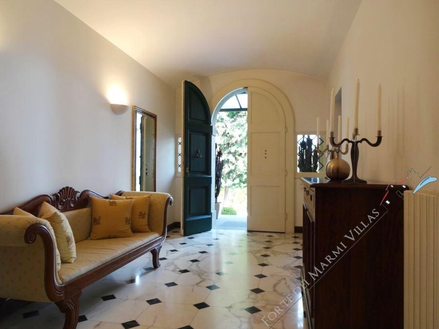 Villa Livia : Vista interna