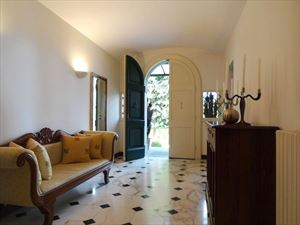 Villa Livia : Интерьер