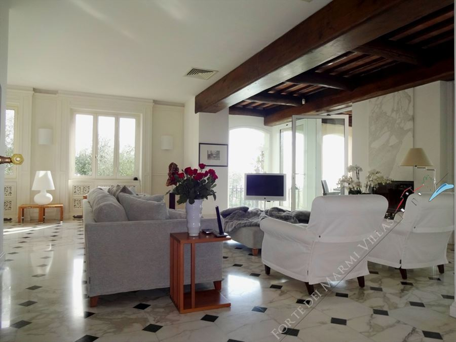 Villa Livia : Lounge
