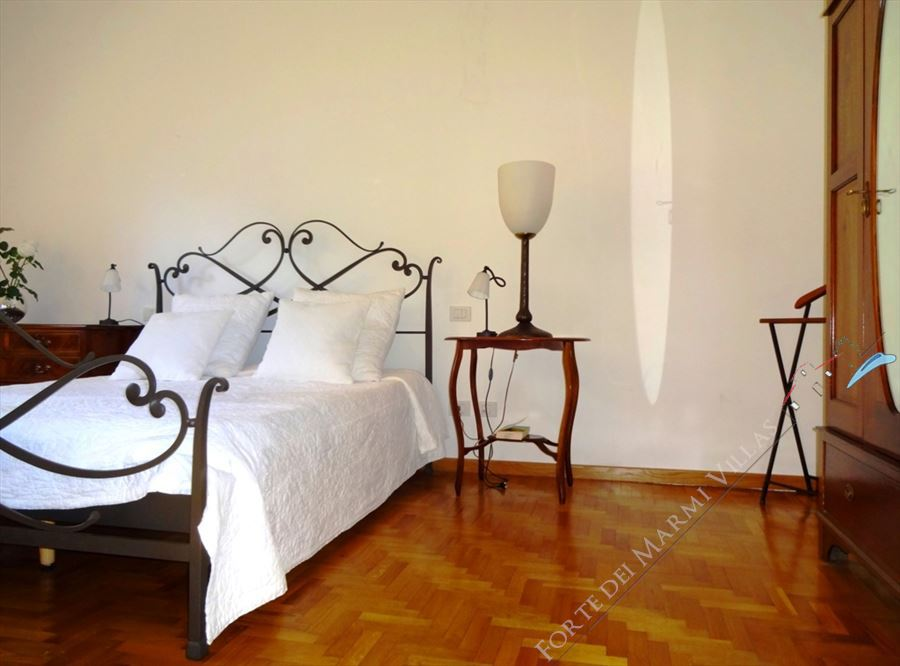 Villa Livia : Camera matrimoniale