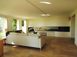 Villa Livia : Salotto