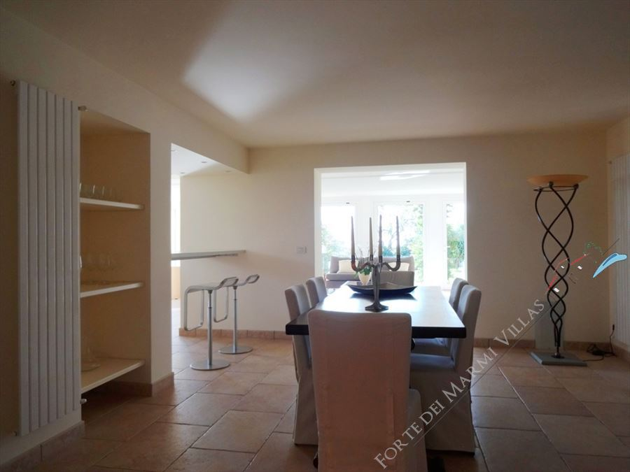 Villa Livia : Dining room