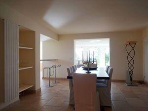 Villa Livia : Sala da pranzo