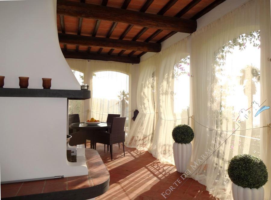 Villa Livia : Terrace
