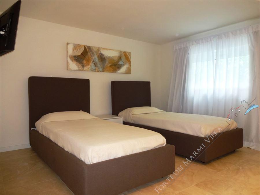 Villa Lucente  : Double room